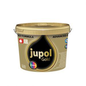 Hochdeckende waschbeständige Innenfarbe-Farbe-Jupol-Gold-Jub
