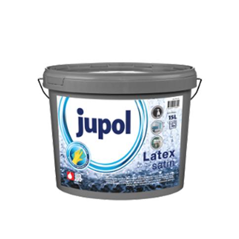 Seidenglänzende Latexfarbe für Innen-Farbe-Jupol-Latex-Satin-Jub
