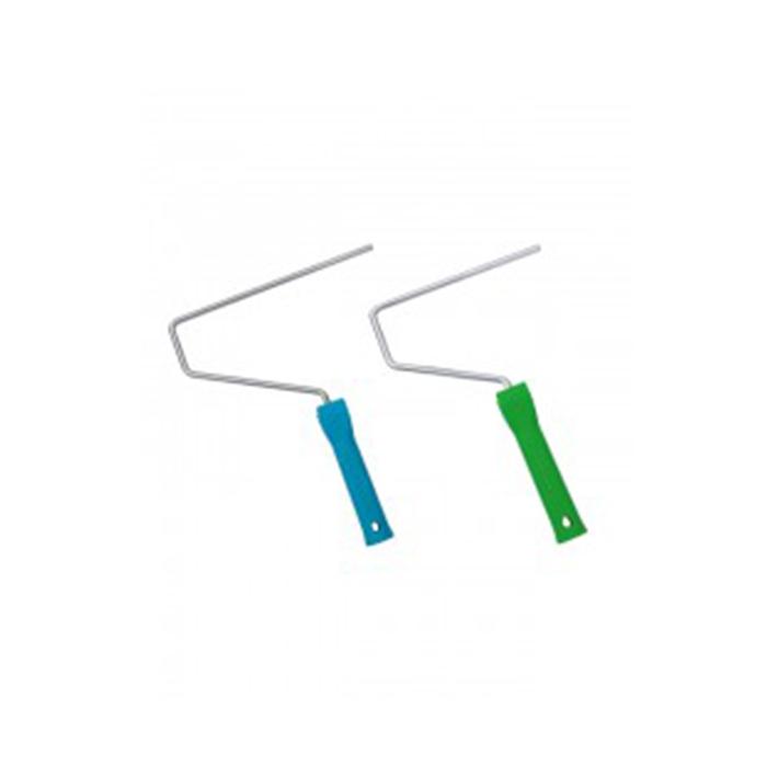 8 mm Rundstahl, verzinkt, ergonomischer Griff, SB-Etikett.-Geräte und Zubehör-Farbrollerbügel-Mako