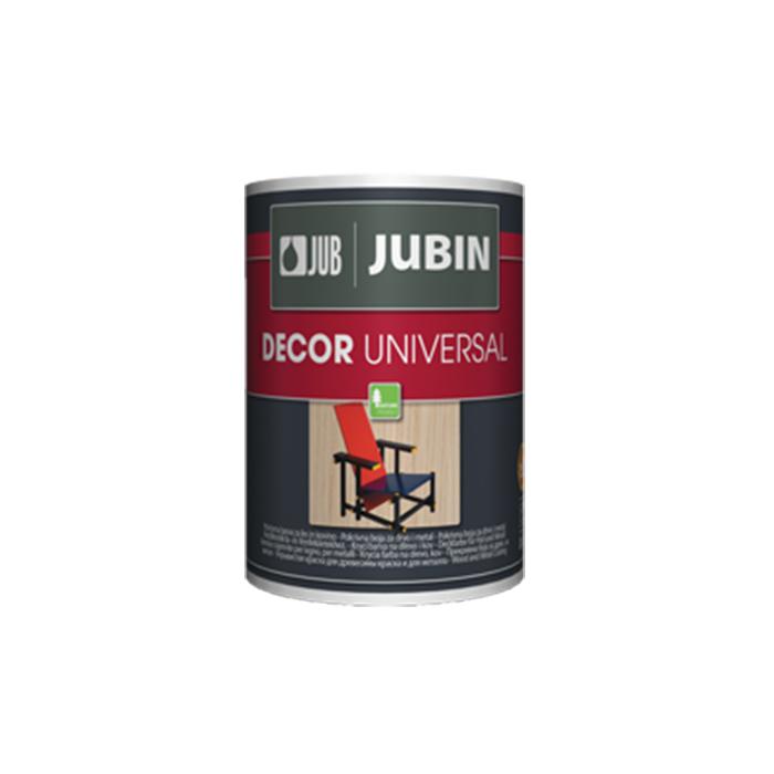 Deckende Holzfarbe und Metall-Lack-Jubin-Decor-Jub