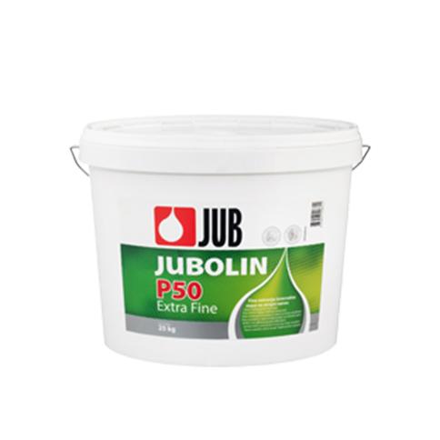 Glättmasse für den Innenbereich zur maschinellen und manuellen Bearbeitung-Vorbehandlung-Jubolin-P50-Extra Fine-Jub